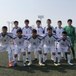U-15 第34回クラブユース選手権