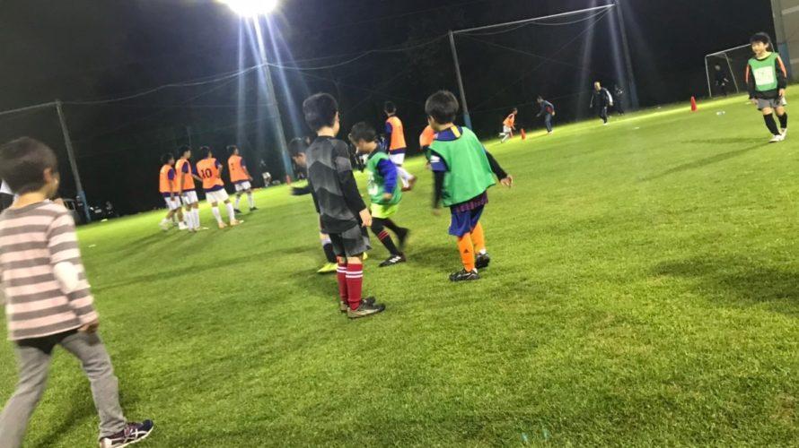 Kids 毎週水曜日 サッカースクール