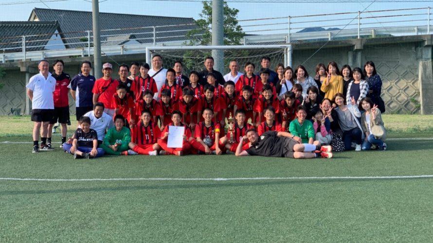 優勝しました!全日本ユース(U-15)フットサル大会但馬予選