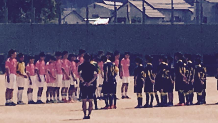 FCみさき トレーニングマッチ
