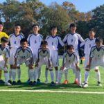 クラブユース新人戦 予選5節 vs AGUA
