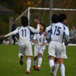 全日本U12サッカー選手権兵庫県大会 ベスト16