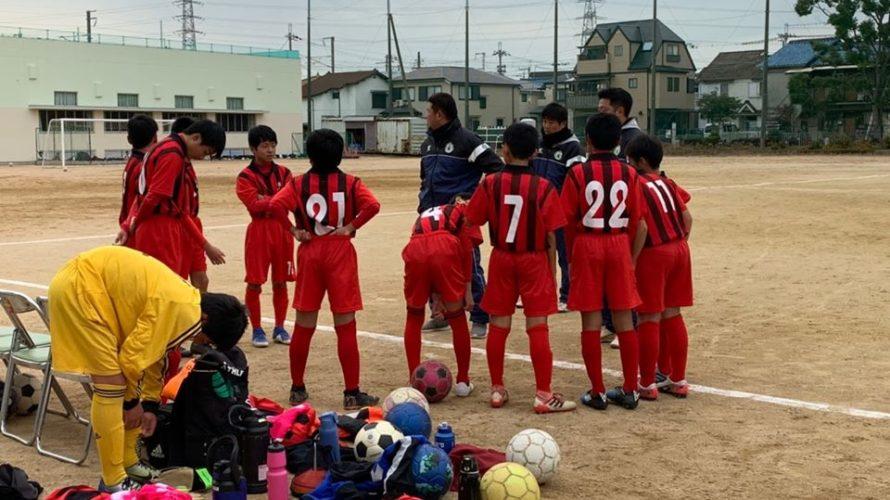 兵庫県ルーキーリーグU-13 第8節 vs 笹原中
