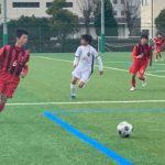 クラブユース新人戦順位決定戦 vs COSPA