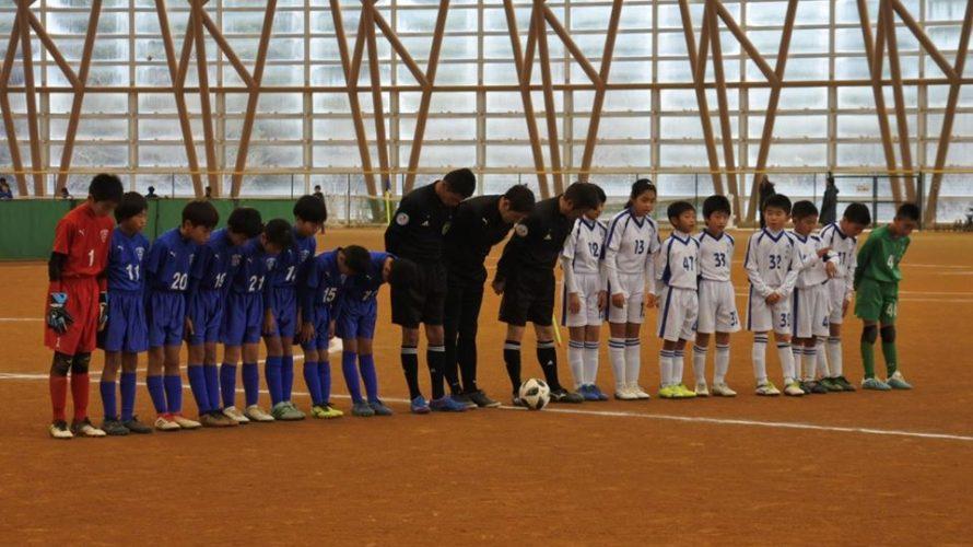 関西小学生サッカー大会兵庫県大会但馬予選 ベスト8