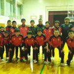 デウソン神戸指導フットサルトレーニング