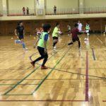 通常練習@八鹿総合体育館