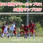 新宮サマーカップU11