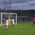 第54回兵庫県中学生U15サッカー大会 高円宮杯U15兵庫県大会ブロック準決勝