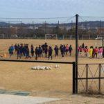 神戸国際大付属高トレーニングマッチ