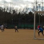 サンターリオFCトレーニングマッチ