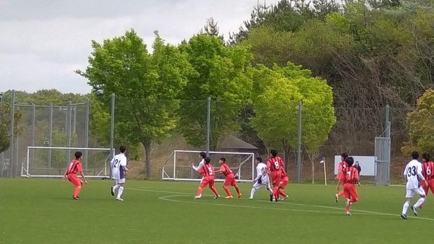 アリバ 兵庫県クラブユースサッカー選手権(U-15)大会
