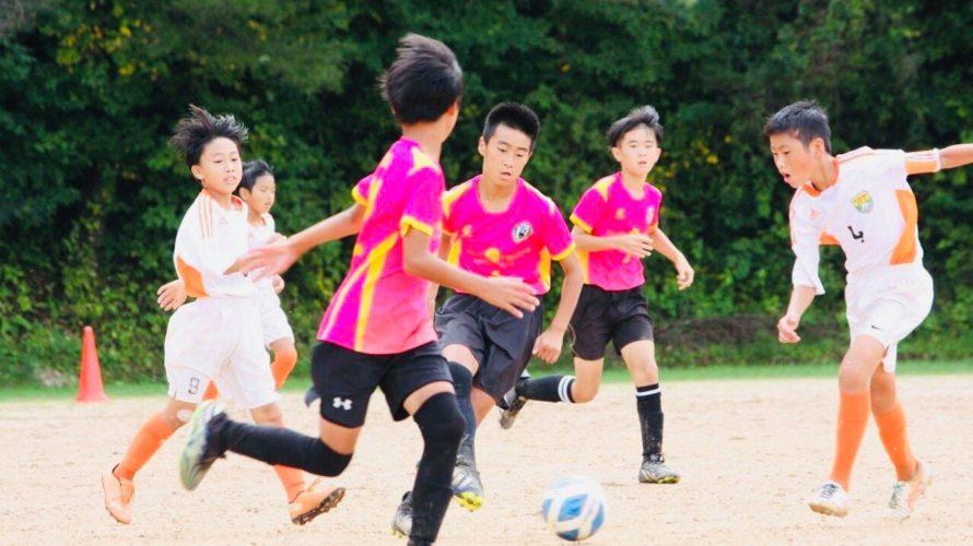 香住JFC交流戦U-12
