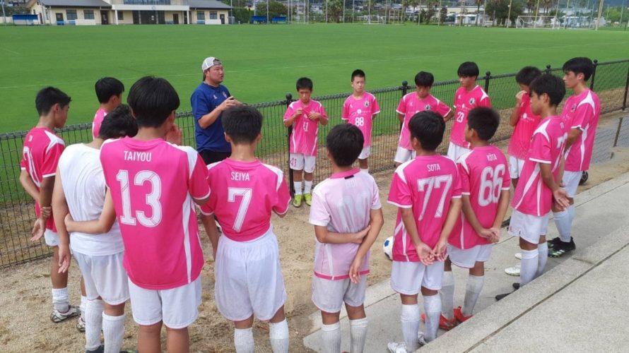 伊丹FCトレーニングマッチ