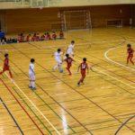 兵庫県U-10フットサル大会 但馬地区予選